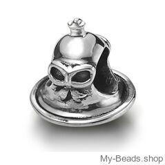 My-Beads 011 Weihnachts Glocke Material: 925er Sterling Silber.  Artikel kommt mit Geschenkverpackung.  Preise inkl. MwSt.